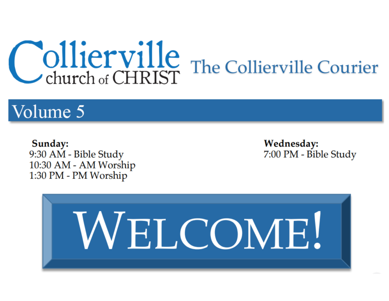 The Collierville Courier