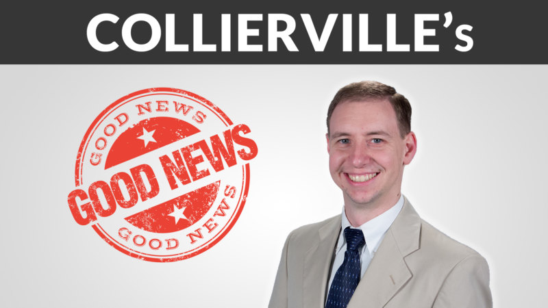 Aaron Cozort - Collierville's Good News