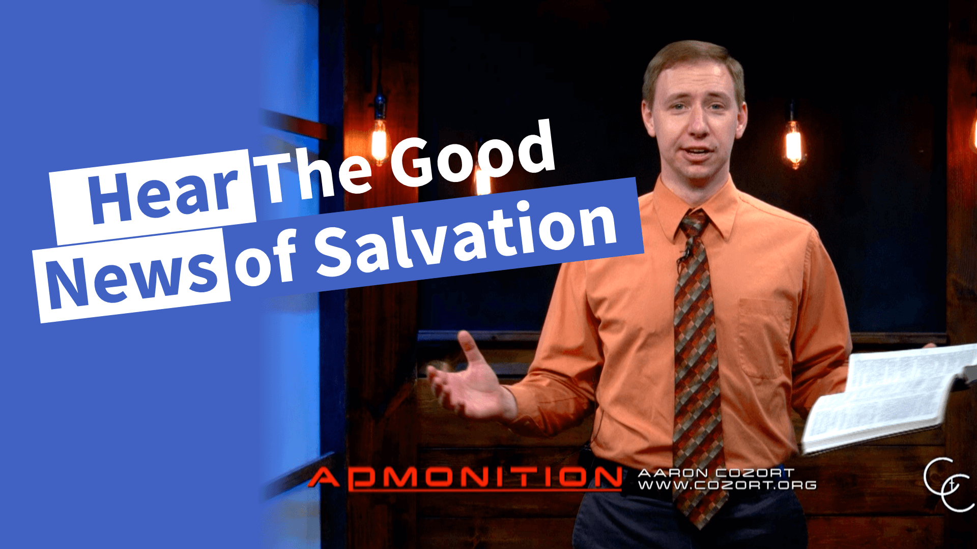 """Featured image for """"Hear The Good News Of Salvation"""""""