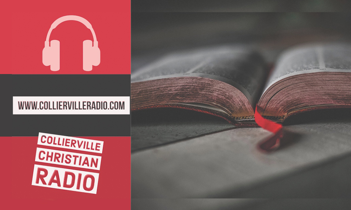 Collierville Christian Radio Logo
