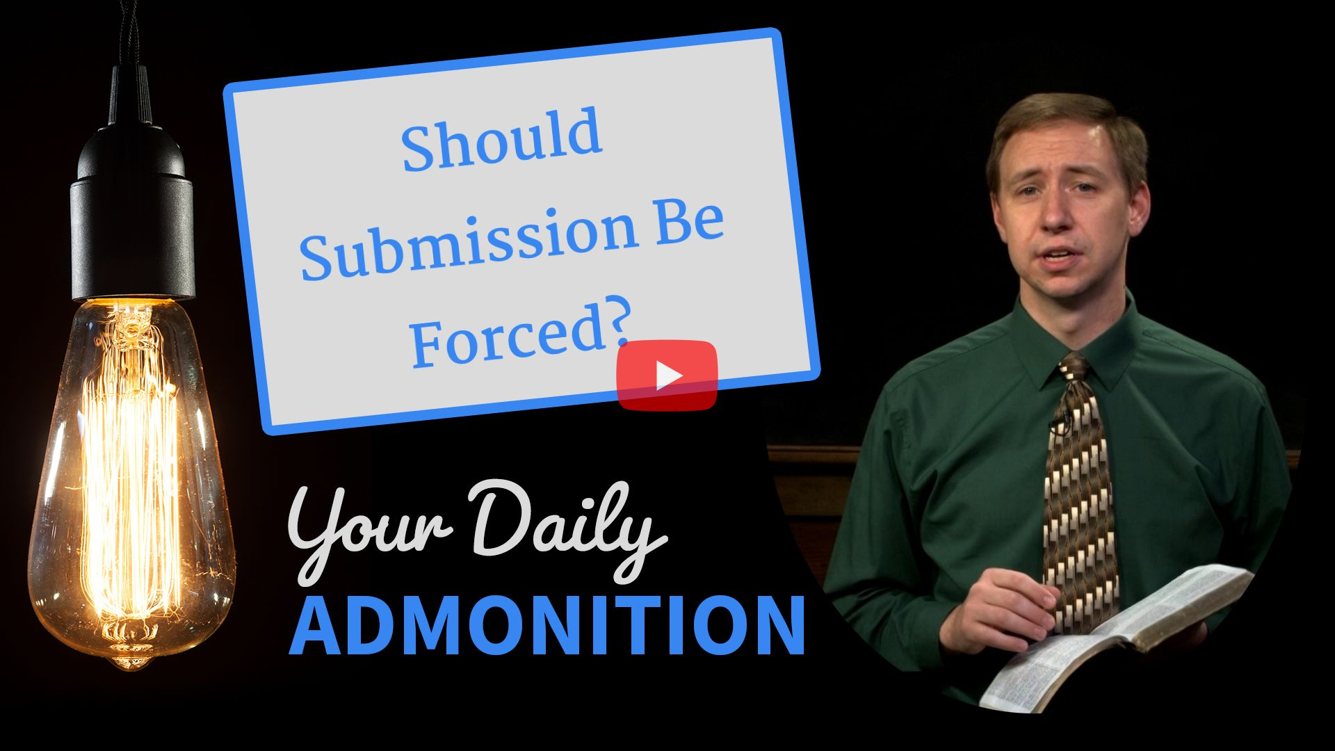"""Featured image for """"Should Submission Be Forced?"""""""